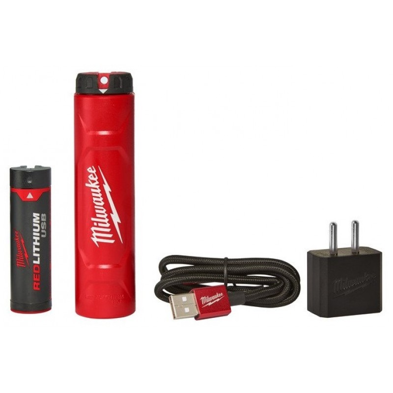 Комплект аккумулятор и зарядное устройство MILWAUKEE L4 NRG-201 4932459448