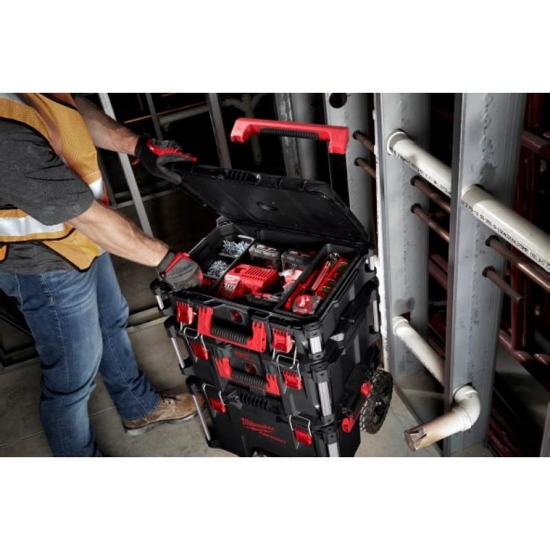 Кейс MILWAUKEE PACKOUT™ Box 4932464080