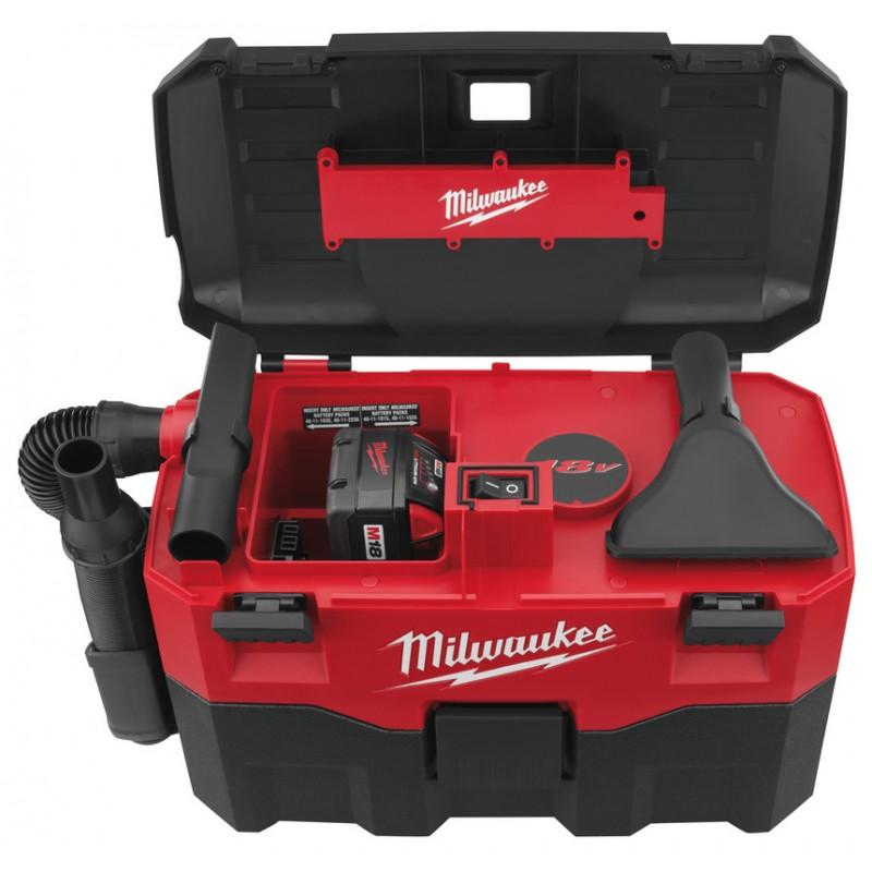 Аккумуляторный пылесос Milwaukee M18 VC-0 4933433601