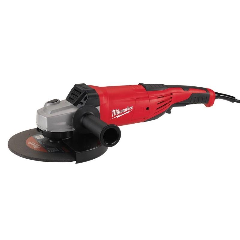 Углошлифовальная машина MILWAUKEE 230 мм AG 22-230/DMS 4933433630
