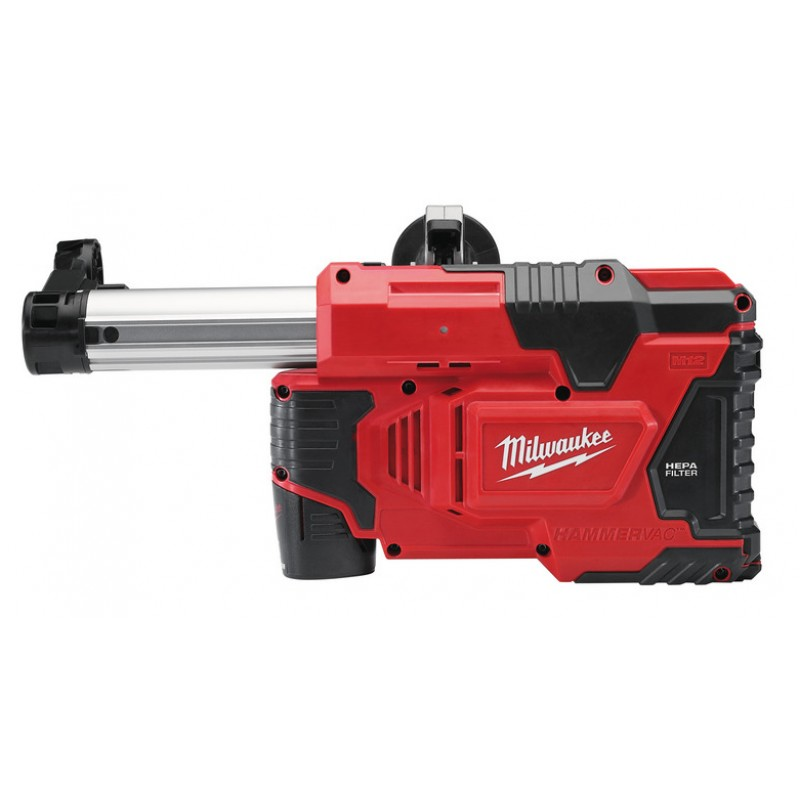 Система пылеудаления MILWAUKEE M12 DE-0C для перфораторов 4933440500