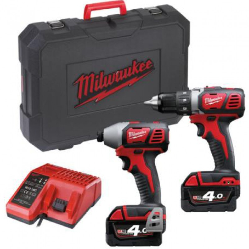 Набор MILWAUKEE M18 BPP2D-402C 4933447126