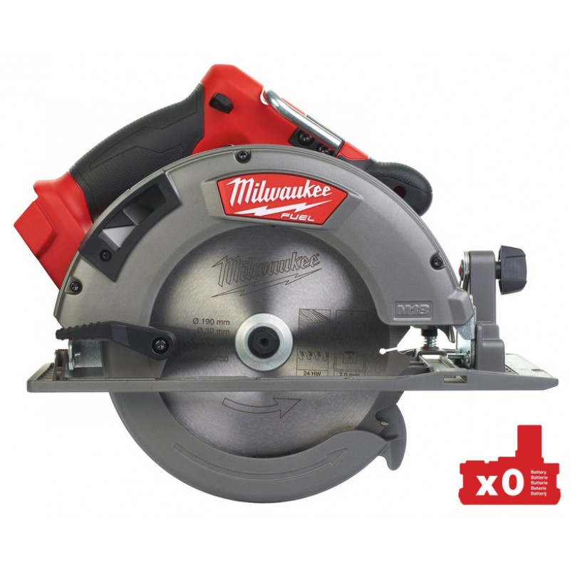 Циркулярная пила MILWAUKEE M18 FUEL CCS66-0 4933447255