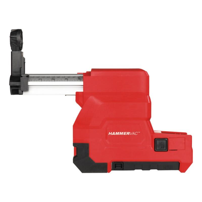 Аккумуляторный перфоратор с системой пылеудаления MILWAUKEE SDS-Plus M28 CHPXDE-502C 4933448015