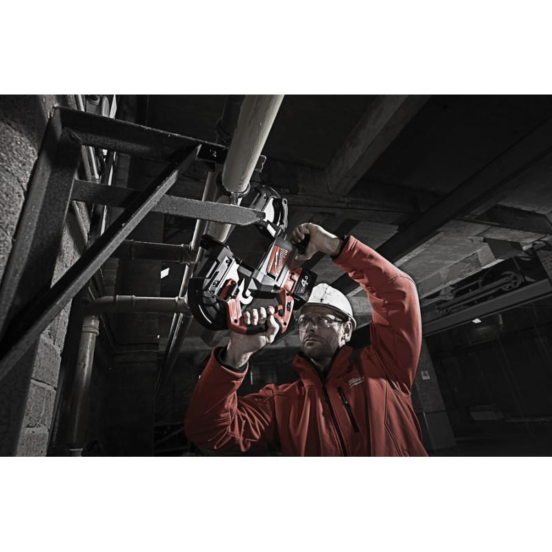 Ленточная пила MILWAUKEE M18 FUEL CBS125-0 по металлу 4933447150