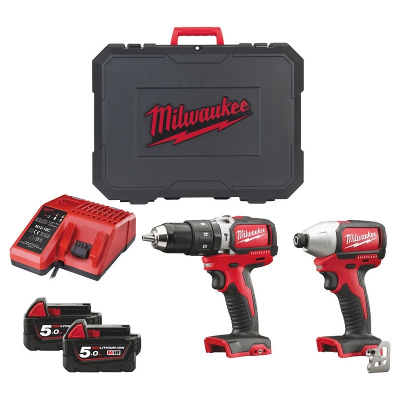 Набор MILWAUKEE M18 BLPP2B-502C 4933448451