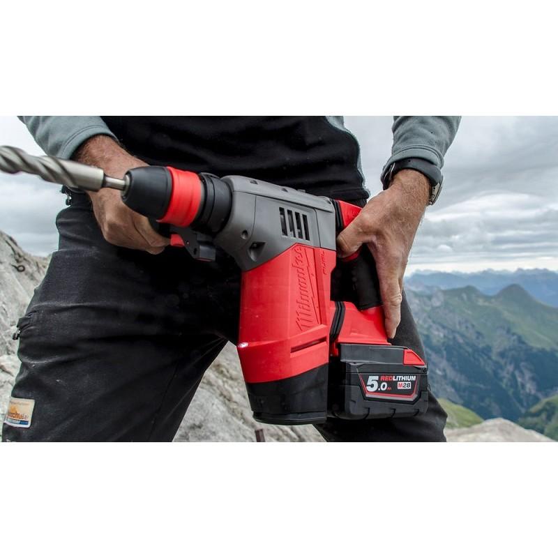 Аккумуляторный перфоратор MILWAUKEE SDS-Plus M28 FUEL CHPX-502X 4933451025