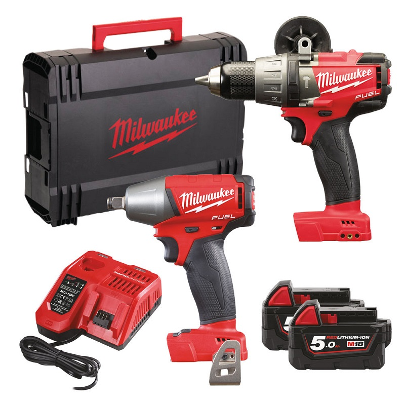 Набор MILWAUKEE M18 FUEL FPP2B-502X 4933451077