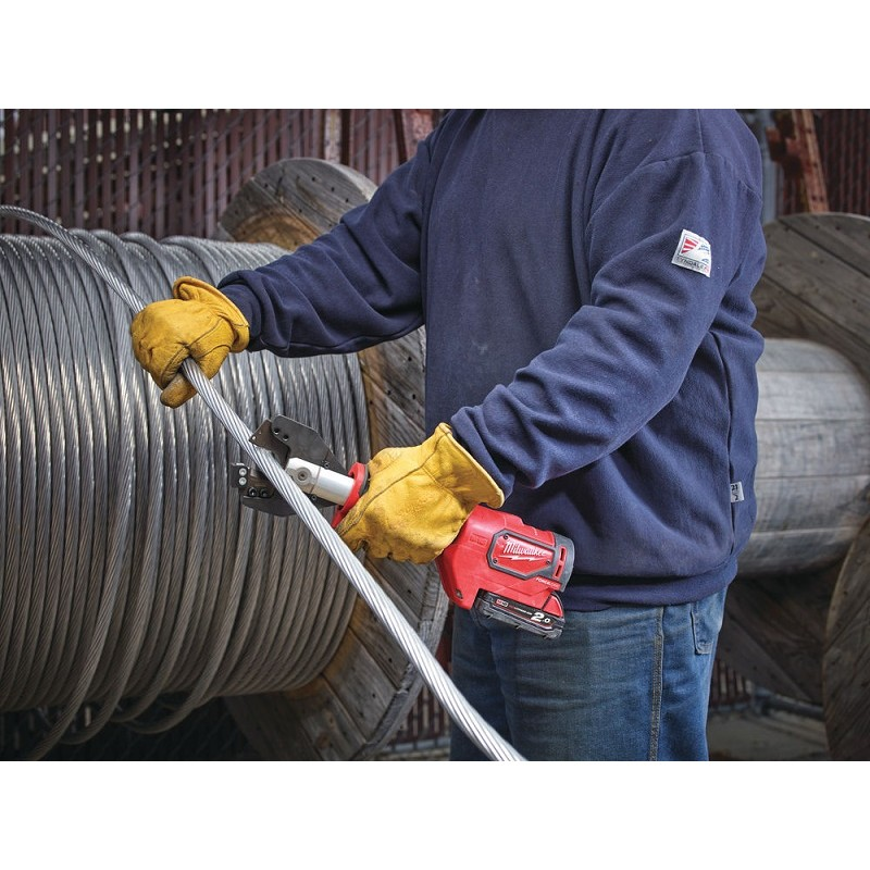 Гидравлический инструмент для резки кабеля FORCE LOGIC™ MILWAUKEE M18 HCC-0 ASCR-SET 4933451198