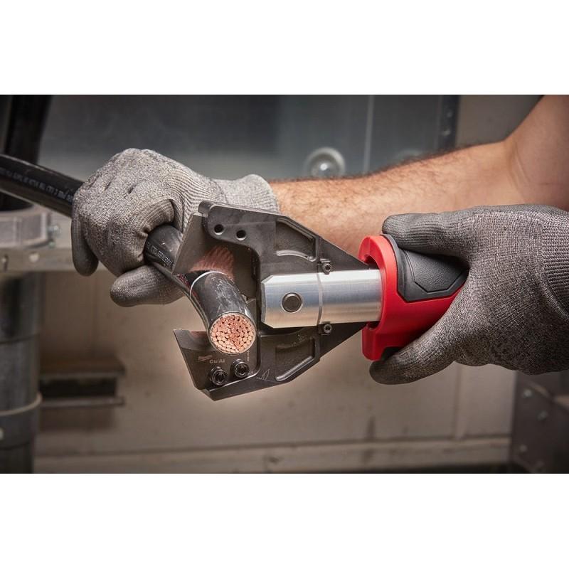 Гидравлический инструмент для резки кабеля FORCE LOGIC™ MILWAUKEE M18 НСС-0 CU/AL-SET 4933451201