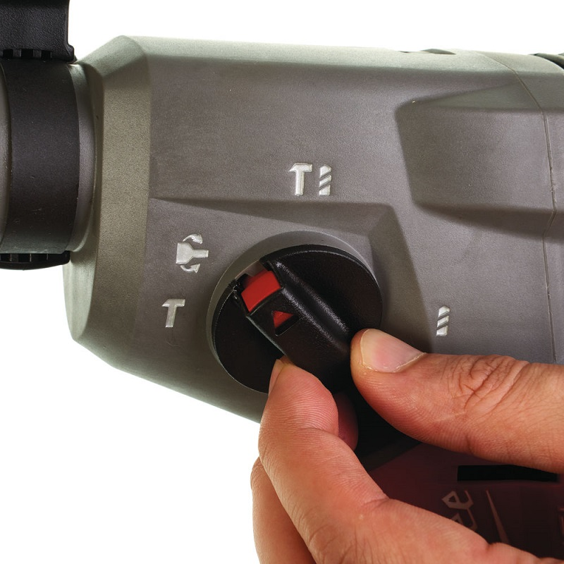 Аккумуляторный перфоратор MILWAUKEE SDS-plus M18 FUEL CHX-502X 4933451381
