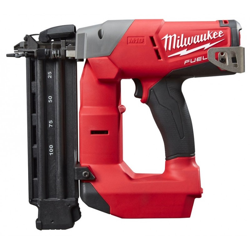 Гвоздезабиватель с прямым магазином MILWAUKEE M18 FUEL CN18GS-0 4933451572