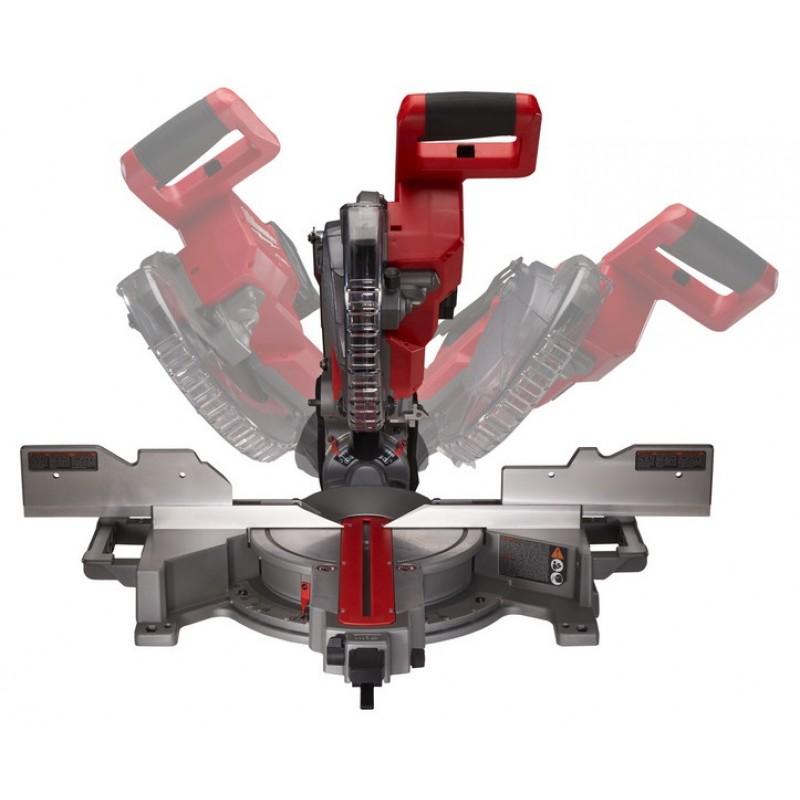 Торцово-усовочная пила MILWAUKEE M18 FUEL FMS254-0 с двойным углом наклона 4933451729