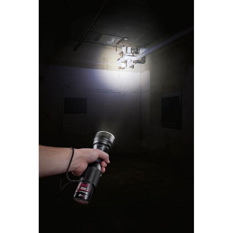 Фонарь MILWAUKEE TRUEVIEW M12 MLED-0 светодиодный 4933451899