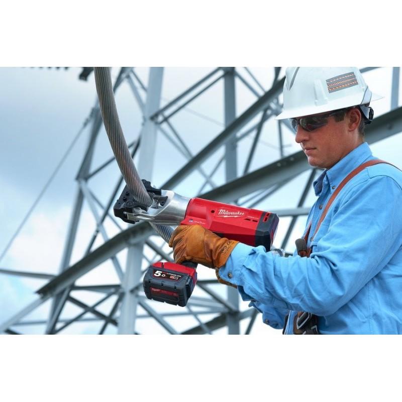 Гидравлический кабелерез FORCE LOGIC™ MILWAUKEE M18 HCC45-0C ONE-KEY 4933459265