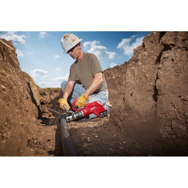 Гидравлический подземный кабелерез FORCE LOGIC™ MILWAUKEE M18 HCC75-0C ONE-KEY 4933459268