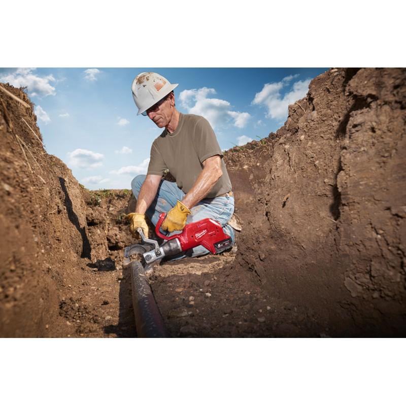 Гидравлический подземный кабелерез FORCE LOGIC™ MILWAUKEE M18 HCC75-502C ONE-KEY 4933459269