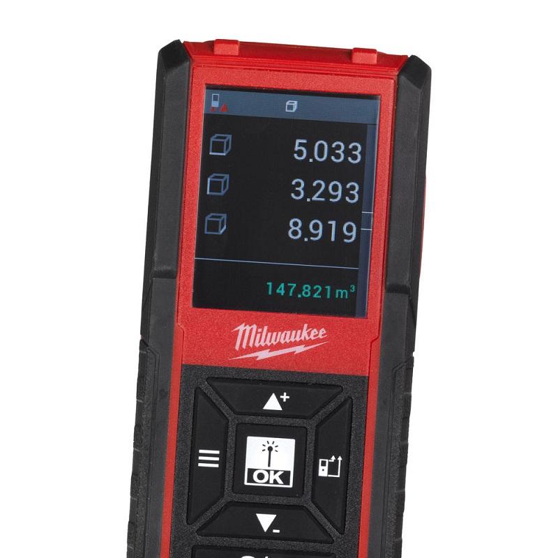 Лазерный дальномер MILWAUKEE LDM 45 4933459277