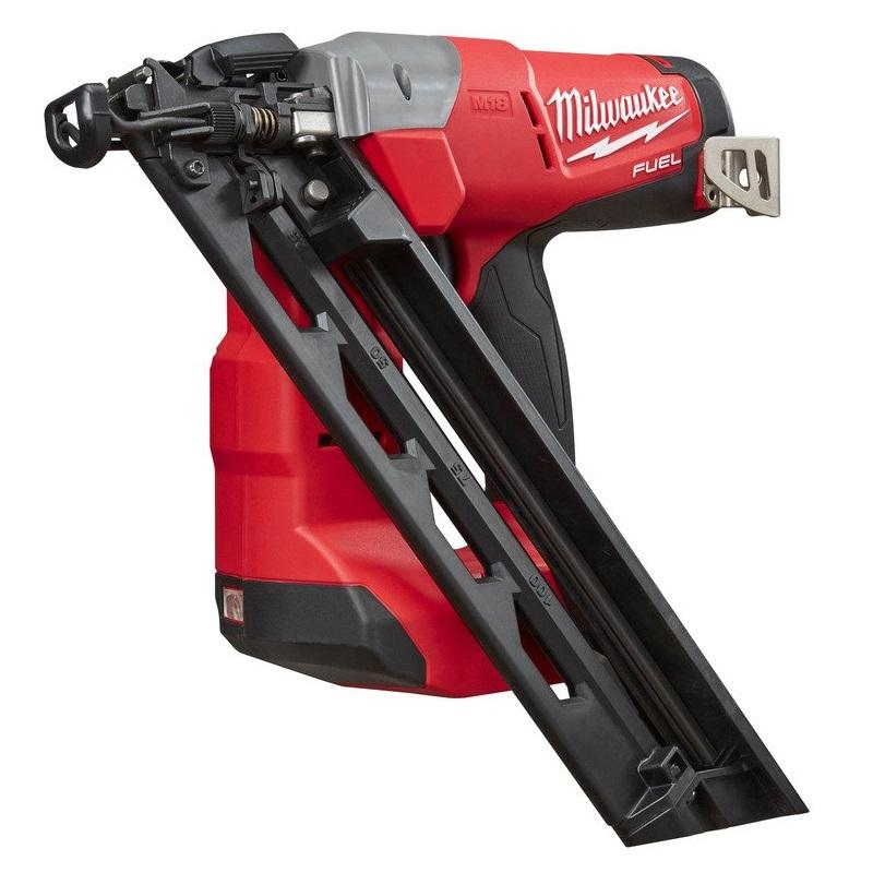 Гвоздезабиватель с наклонным магазином MILWAUKEE M18 FUEL CN15GA-0X 4933459633