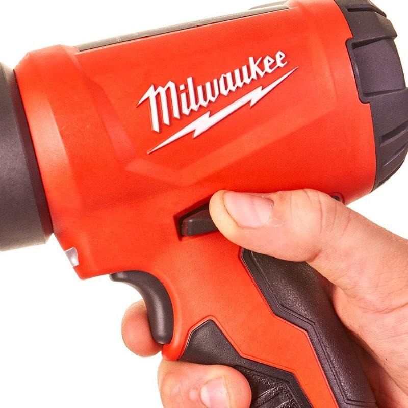 Аккумуляторный фен MILWAUKEE M18 BHG-0 4933459771