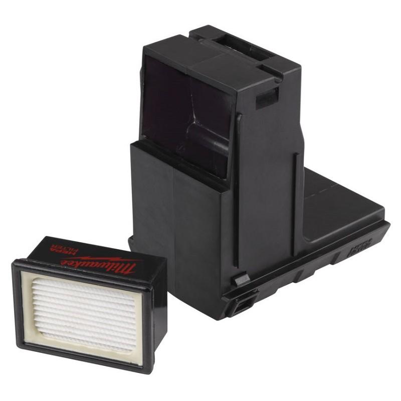 Пылесборник с HEPA-фильтром для систем пылеудаления MILWAUKEE 49902342