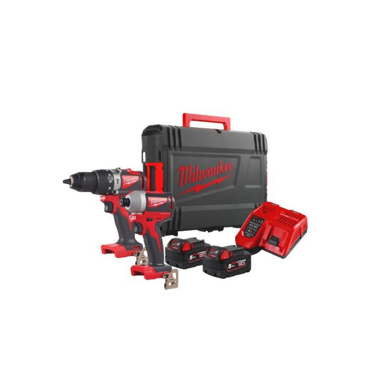 Набор инструментов M18 BLPP2A2-502X 4933464522