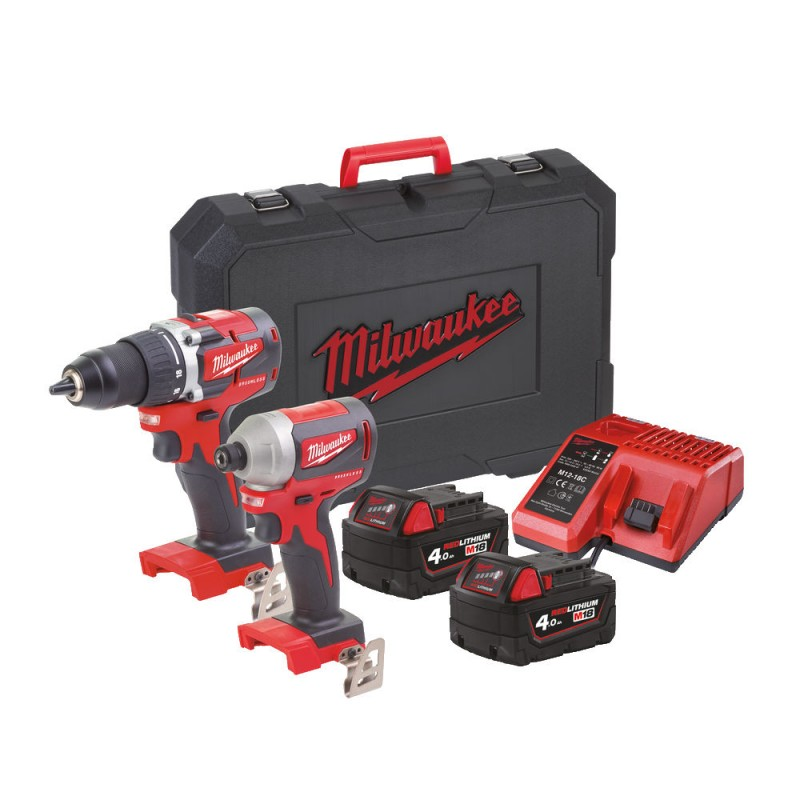Набор инструментов M18 CBLPP2B-402С 4933464593