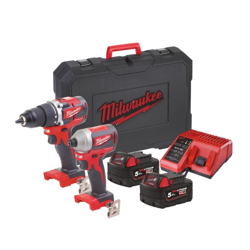 Набор инструментов M18 CBLPP2B-502C 4933464718