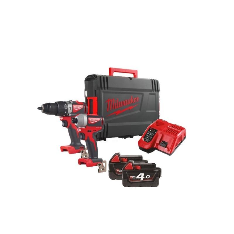 Набор инструментов M18 CBLPP2A2-402С 4933464536