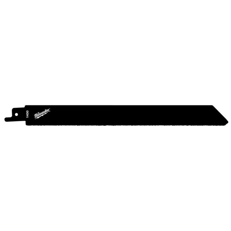 Полотно по чугуну, абразивным материалам, фибергласу MILWAUKEE 230 мм 48001430