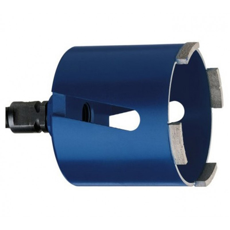 Кopoнка для сухого aлмaзного сверления с пылеудалением для вырезания подрозетников DCH 82 х 90 мм MILWAUKEE 4932399580