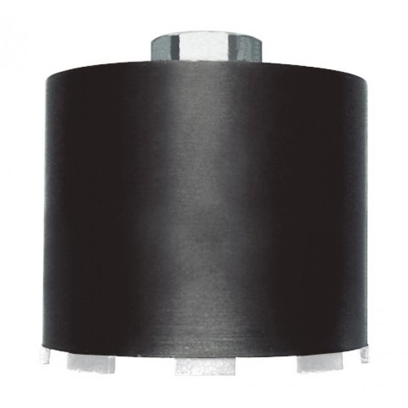 Кopoнка для сухого aлмaзного сверления с пылеудалением DCHX 68 х 130 мм MILWAUKEE 4932399217