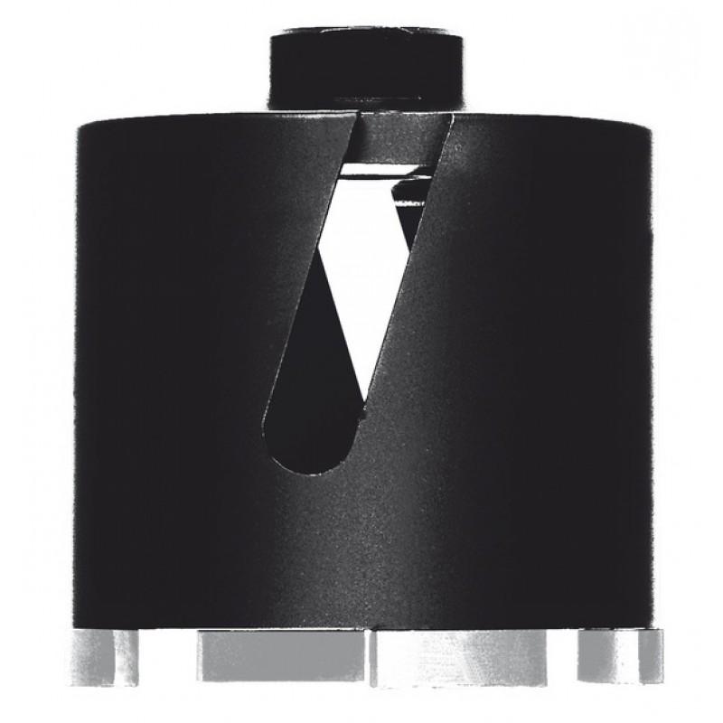 Кopoнка для сухого aлмaзного сверления с пылеудалением для вырезания подрозетников DCU 68 х 90 мм MILWAUKEE 4932371978