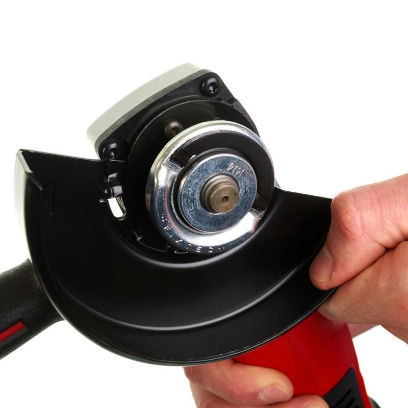 Аккумуляторная углошлифовальная машина MILWAUKEE 115 мм M28 HD28 AG-115-502X 4933448540