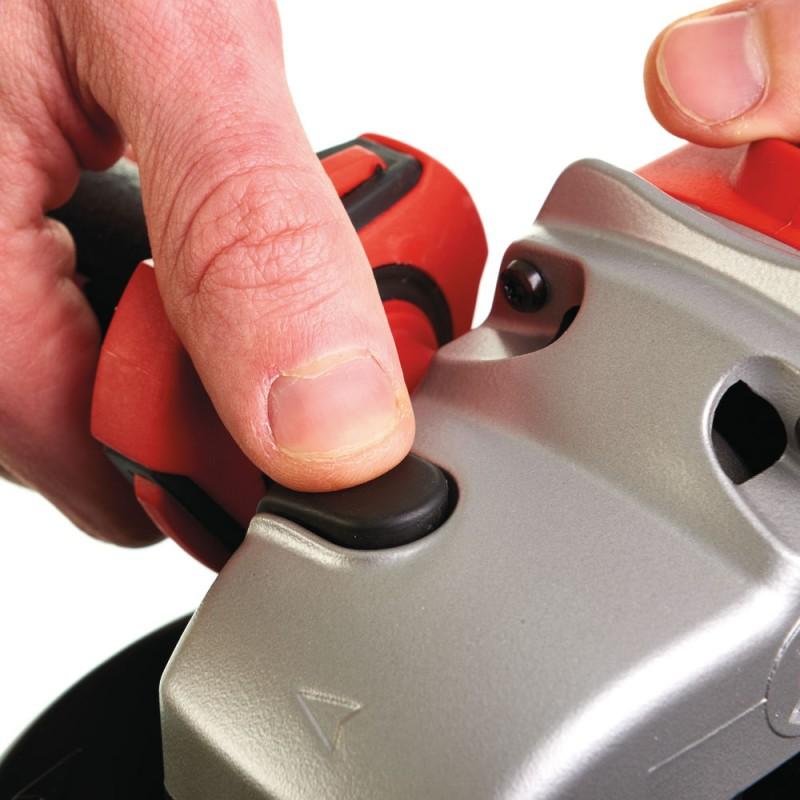 Аккумуляторная углошлифовальная машина MILWAUKEE 115 мм M28 HD28 AG-115-0X 4933432146