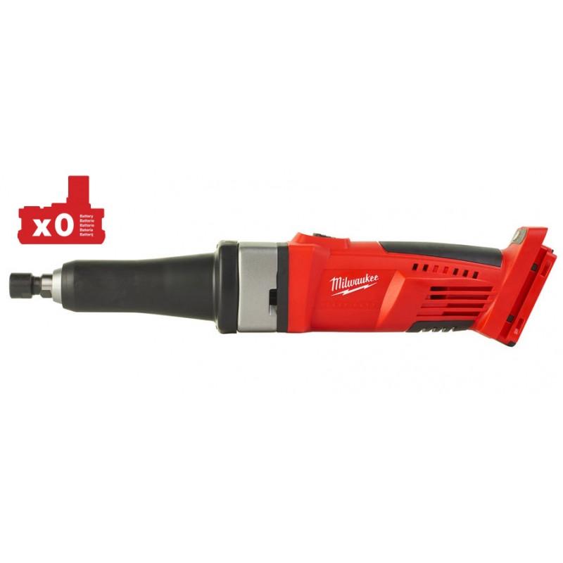 Аккумуляторная прямая шлифовальная машина MILWAUKEE M28 HD28 SG-0 4933415615
