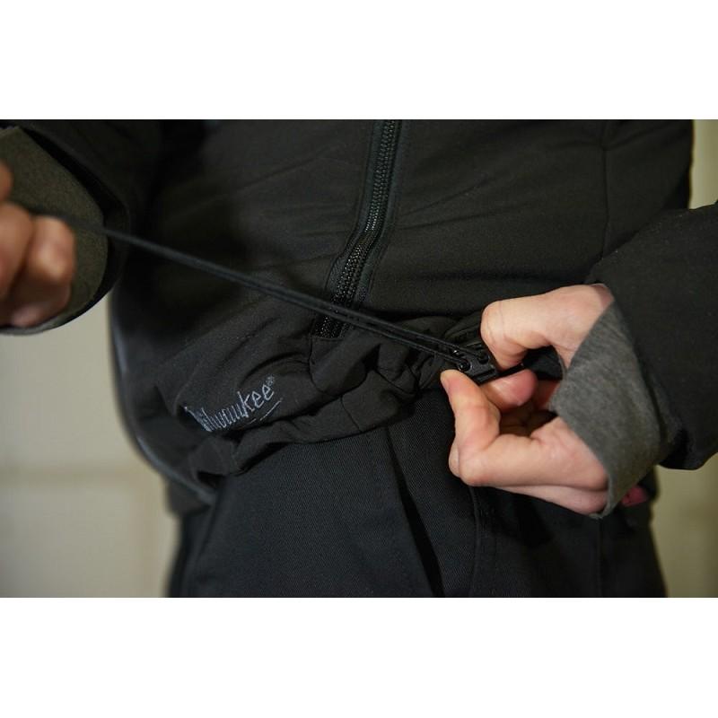 Куртка с электроподогревом женская MILWAUKEE M12 HJ LADIES-0 (XL) черная 4933451604