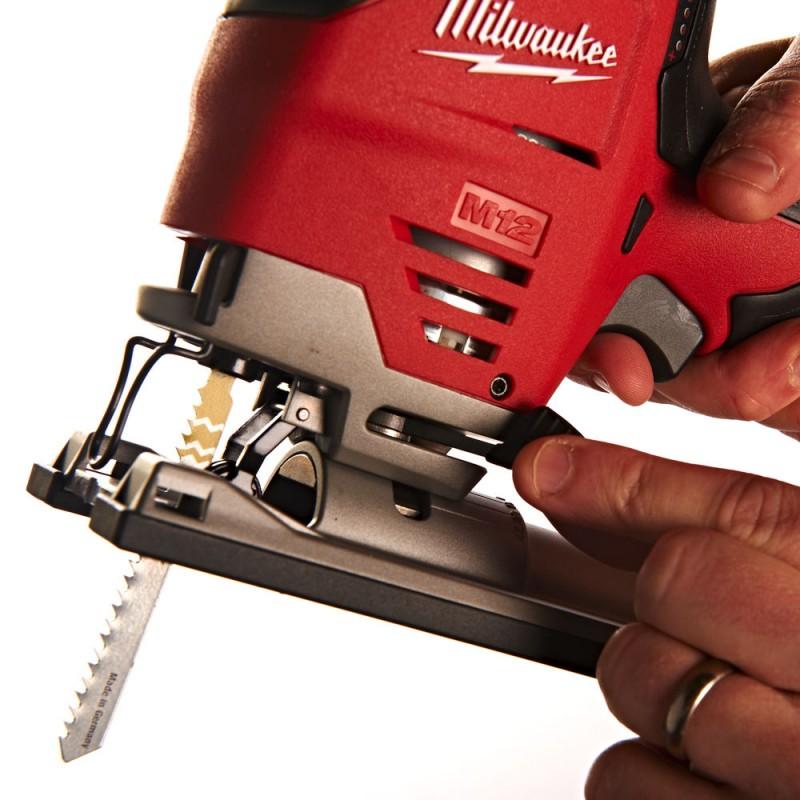 Аккумуляторный лобзик MILWAUKEE M12 JS-0 4933431305