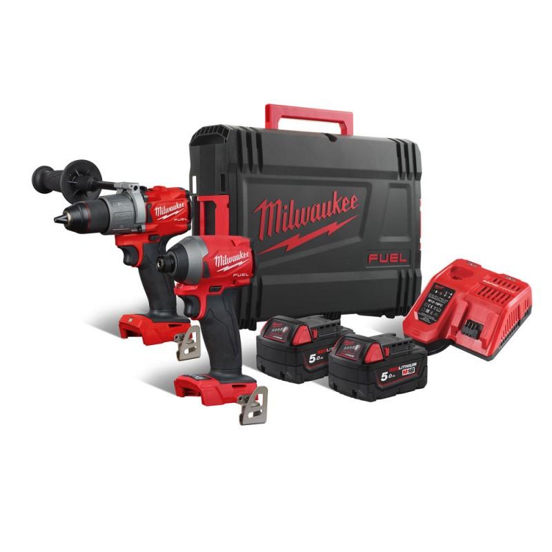 Набор MILWAUKEE M18 FUEL FPP2A2-502P 4933464268