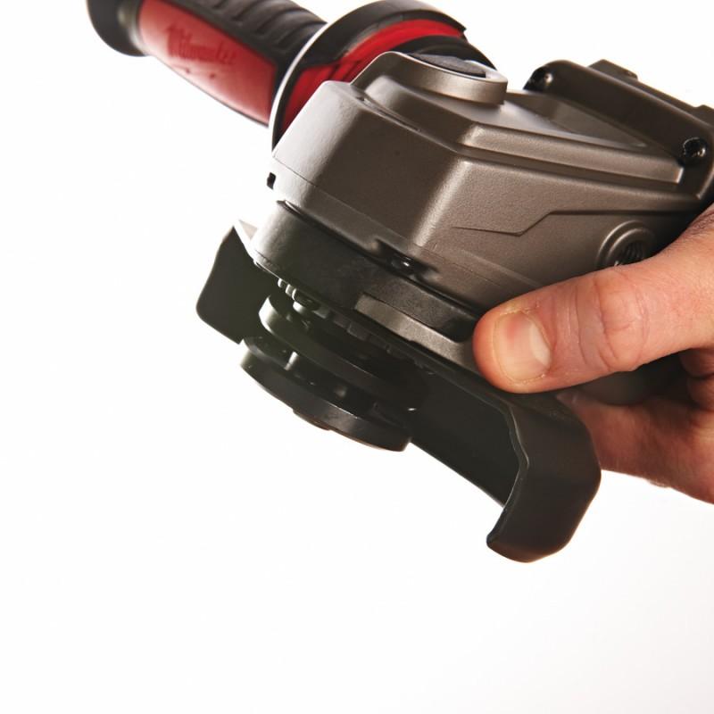 Аккумуляторная углошлифовальная машина MILWAUKEE 125 мм M18 FUEL CAG125X-0 4933443940