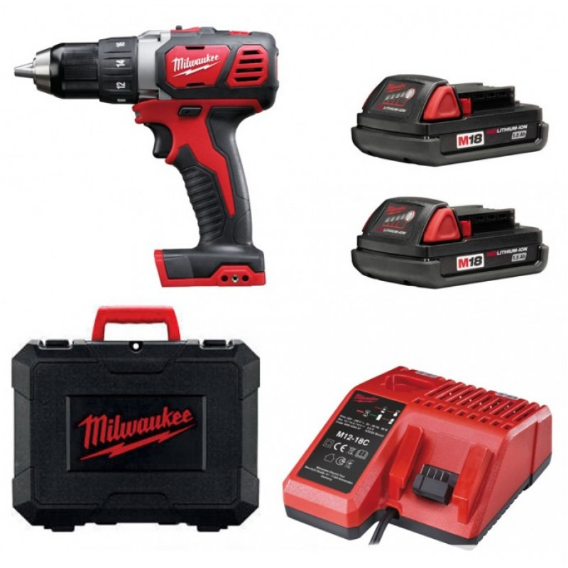 Набор MILWAUKEE M18 BDD-152C 4933451415