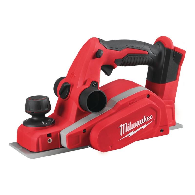 Аккумуляторный рубанок MILWAUKEE M18 BP-0 4933451113