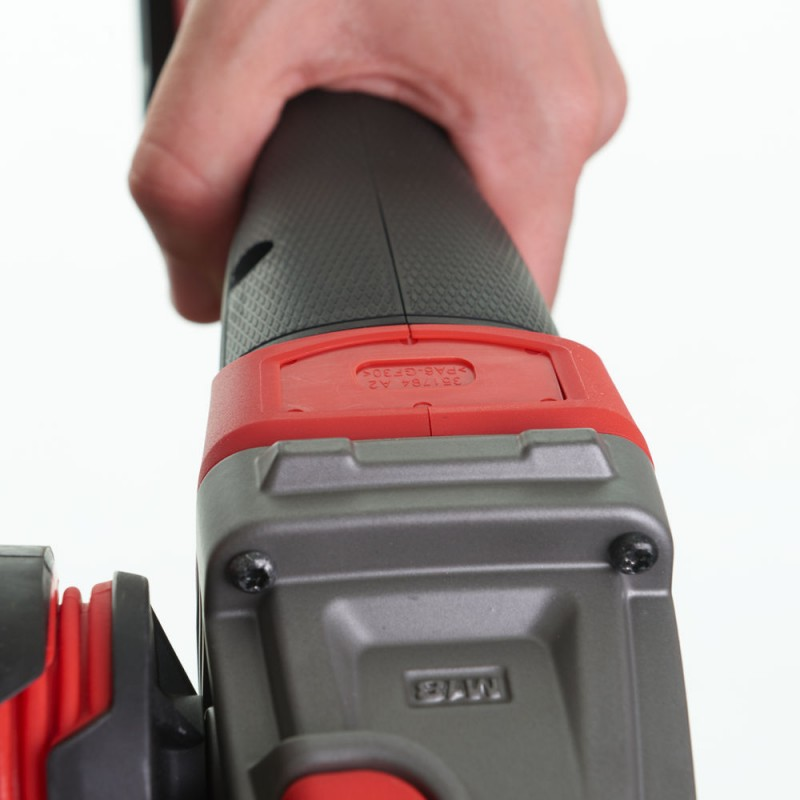 Аккумуляторная углошлифовальная машина MILWAUKEE 115 мм M18 FUEL CAG115XPDB-502X 4933451543