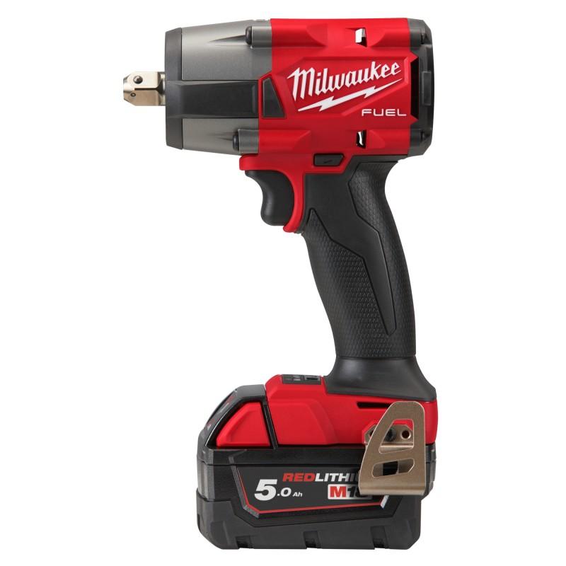 Аккумуляторный компактный ударный гайковерт MILWAUKEE M18 FMTIW2P12-502X  4933478453