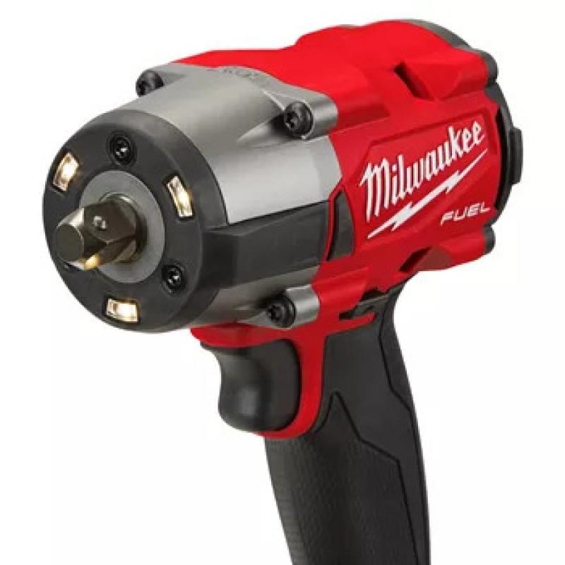 Аккумуляторный компактный ударный гайковерт MILWAUKEE M18 FMTIW2P12-0X 4933478452