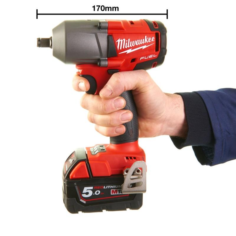 """Импульсный гайковерт MILWAUKEE M18 FUEL™ 1/2"""" FMTIWF12-502X 4933459185"""