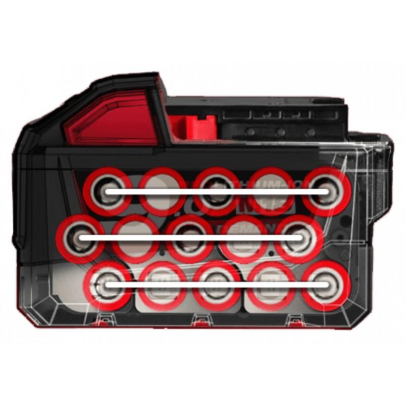 Аккумулятор MILWAUKEE M18 B9 9 Ач 4932451245