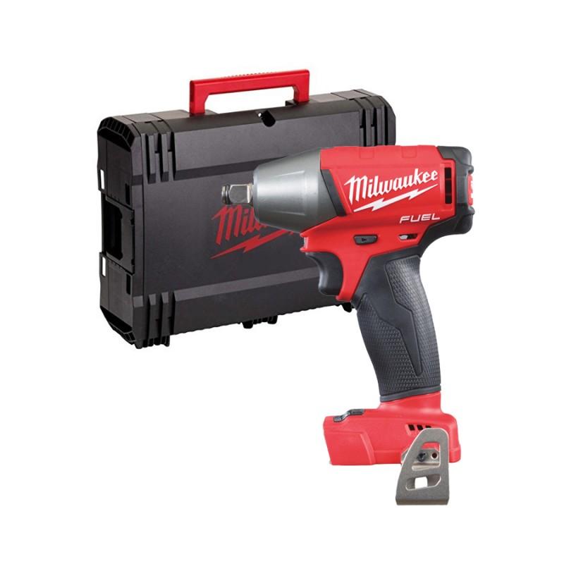 Аккумуляторный Импульсный Гайковерт  MILWAUKEE M18 FIWF12-0+HD BOX 4933451448