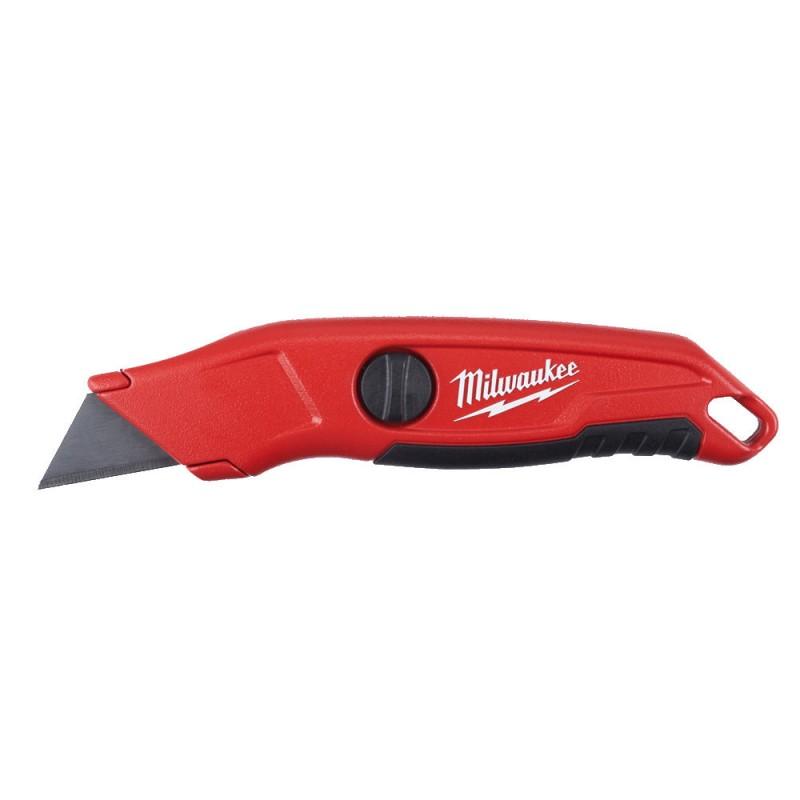 Нож многофункциональный  MILWAUKEE с фиксированным лезвием 4932471361