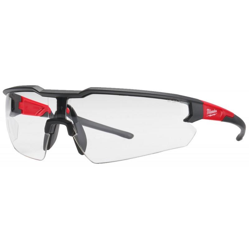 Очки защитные простые прозрачные MILWAUKEE 4932471881